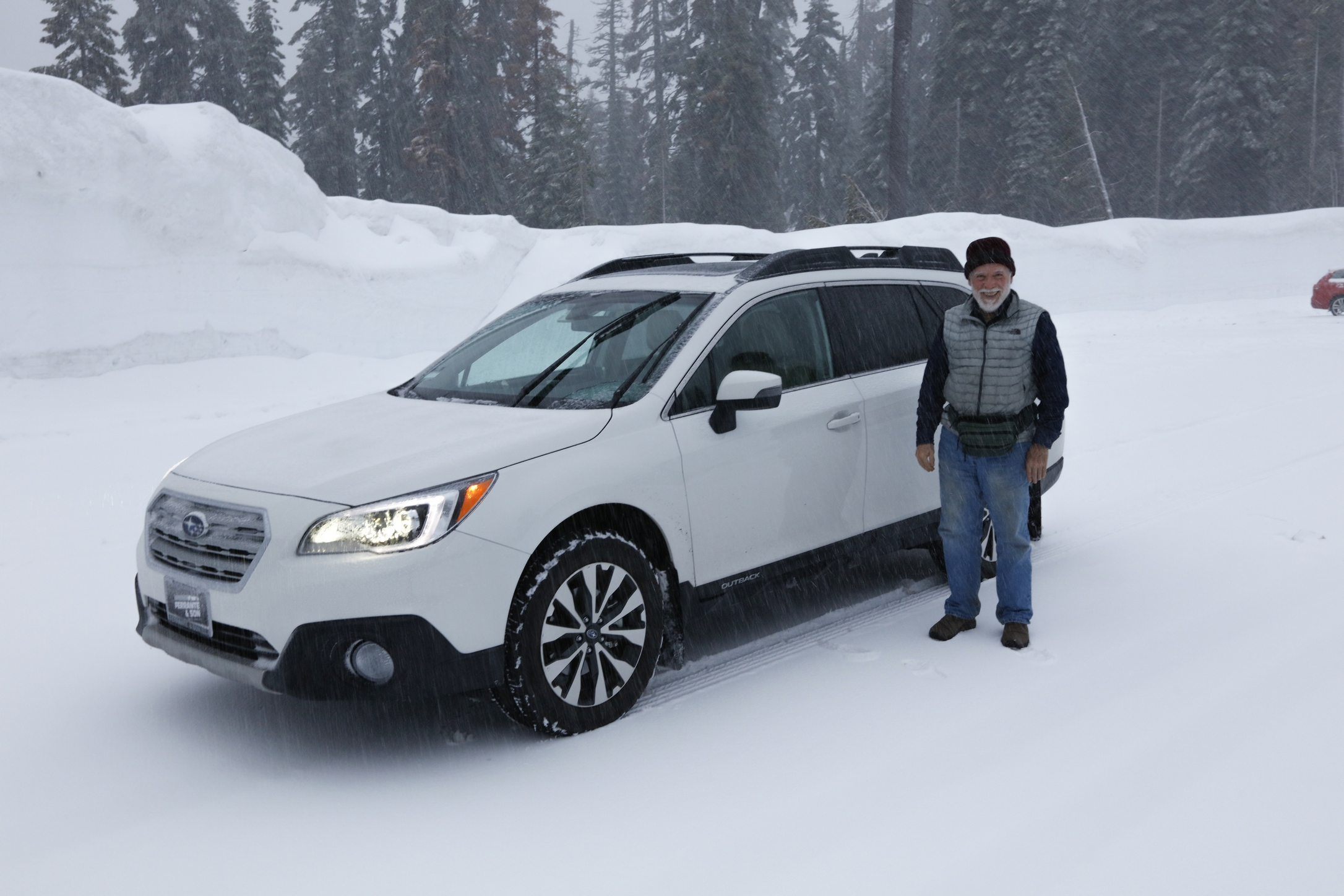 official snow shots page  subaru outback subaru outback forums