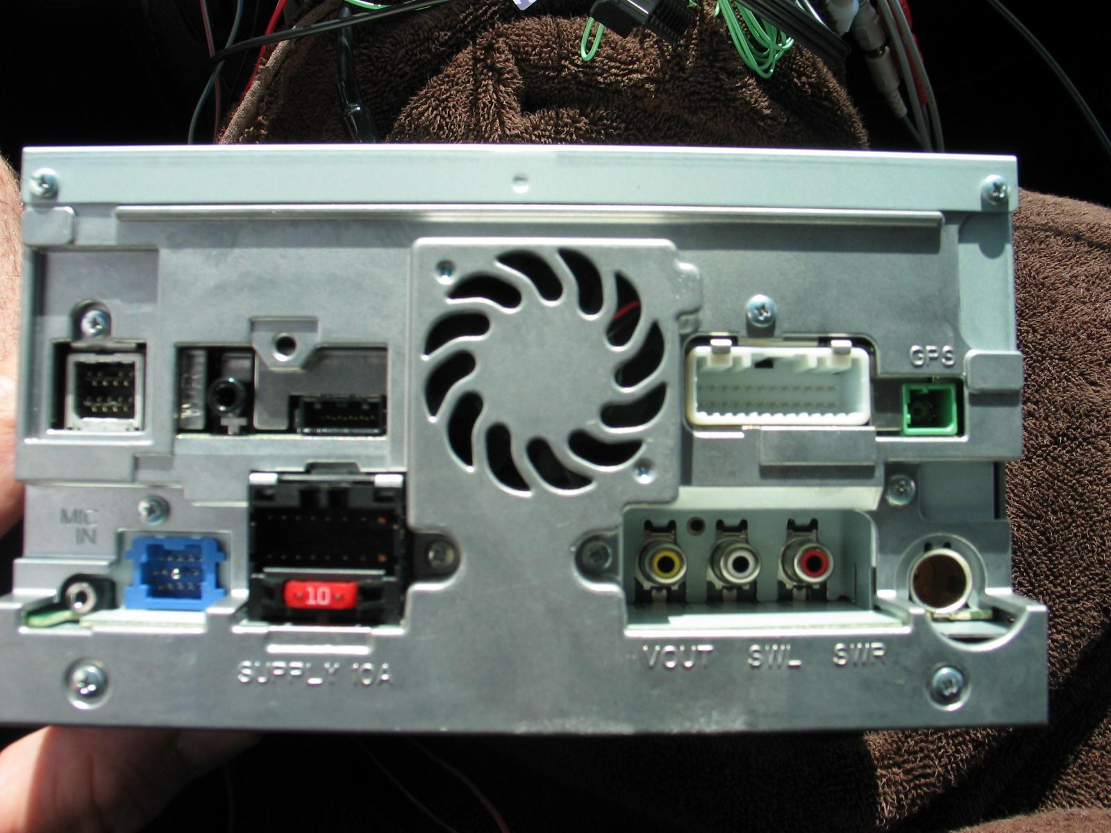 installing a pioneer avic x9310bt hu nd bc6 rearview cam in base rh subaruoutback org pioneer avic-x9310bt manual Pioneer AVIC -X930BT Manual