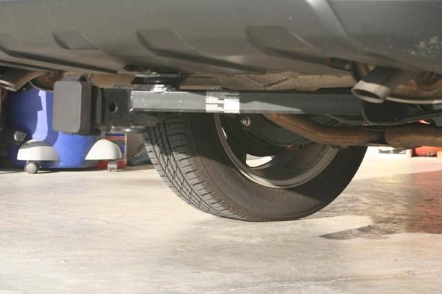 Subaru Crosstrek Used >> Trailer hitch departure angle - Subaru Outback - Subaru ...