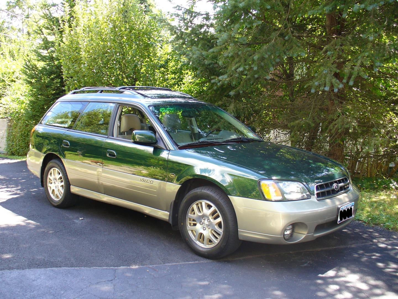 Fs 2001 Outback L L Bean H6 3 0l Westchester Ny Subaru