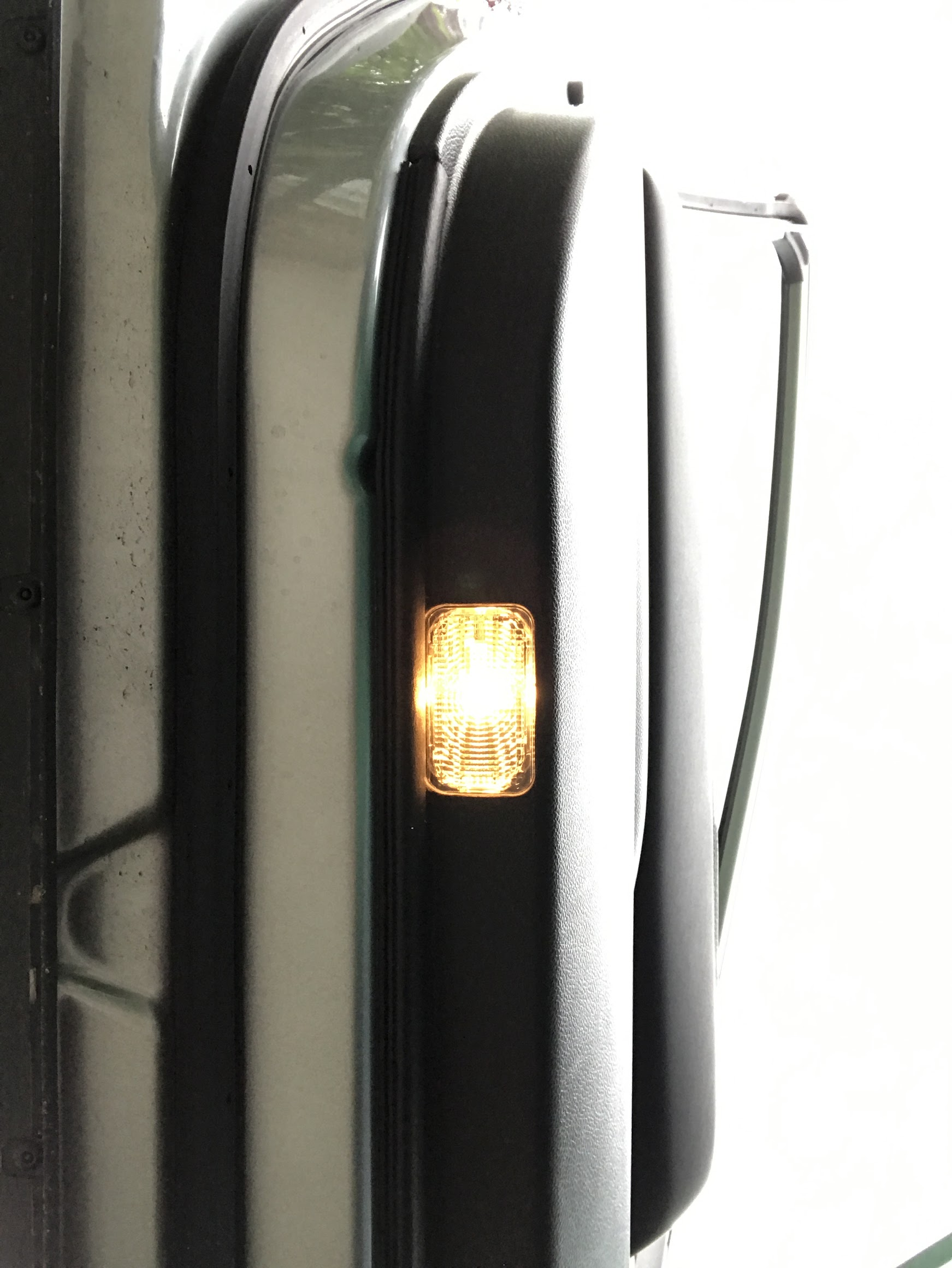 I think I'm gong to miss my puddle lights - Subaru Outback - Subaru Outback Forums