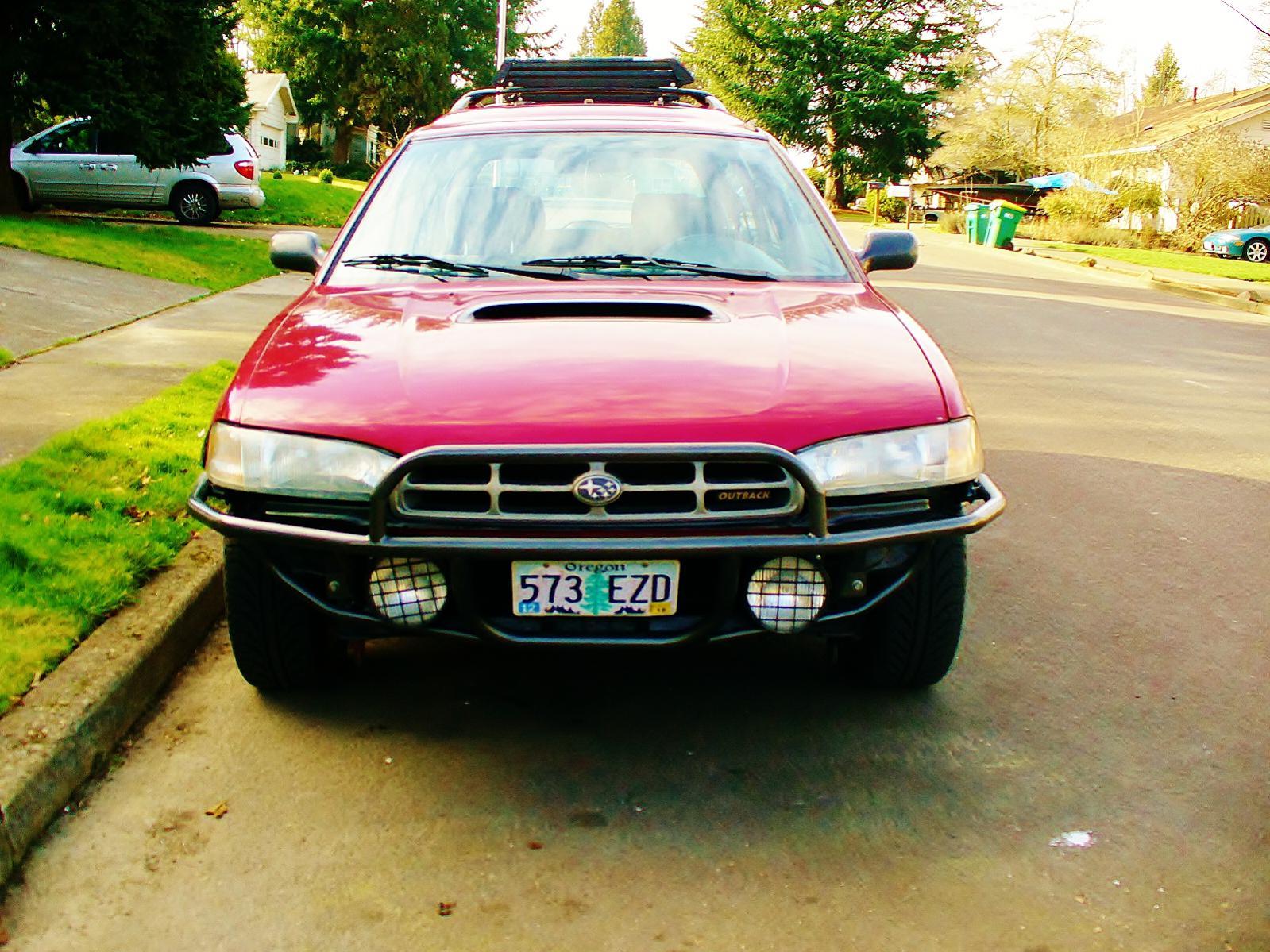 Custom Offroad Bumper Subaru Outback Subaru Outback Forums