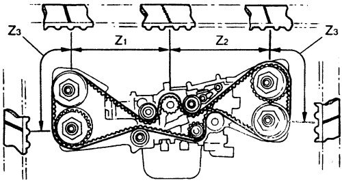 1987 subaru engine timing marks diagram 2.5 dohc timing belt question - subaru outback - subaru ... subaru 25 timing marks diagram