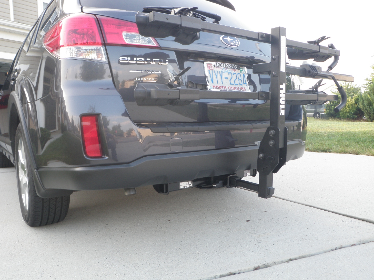 Installed HiddenHitch on 11 OB 36 Success Page 2 Subaru