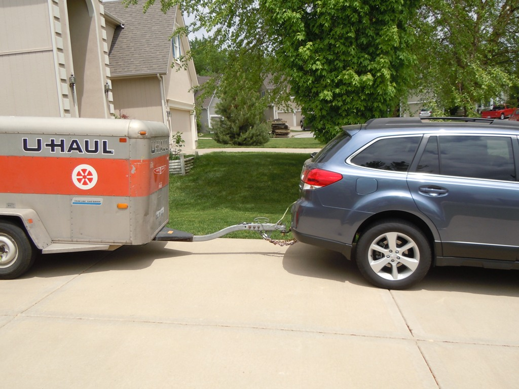 U Haul Trailer Hitch Size Wiring Diagram Towing A 4x8 From San Diego To Denver Page 4