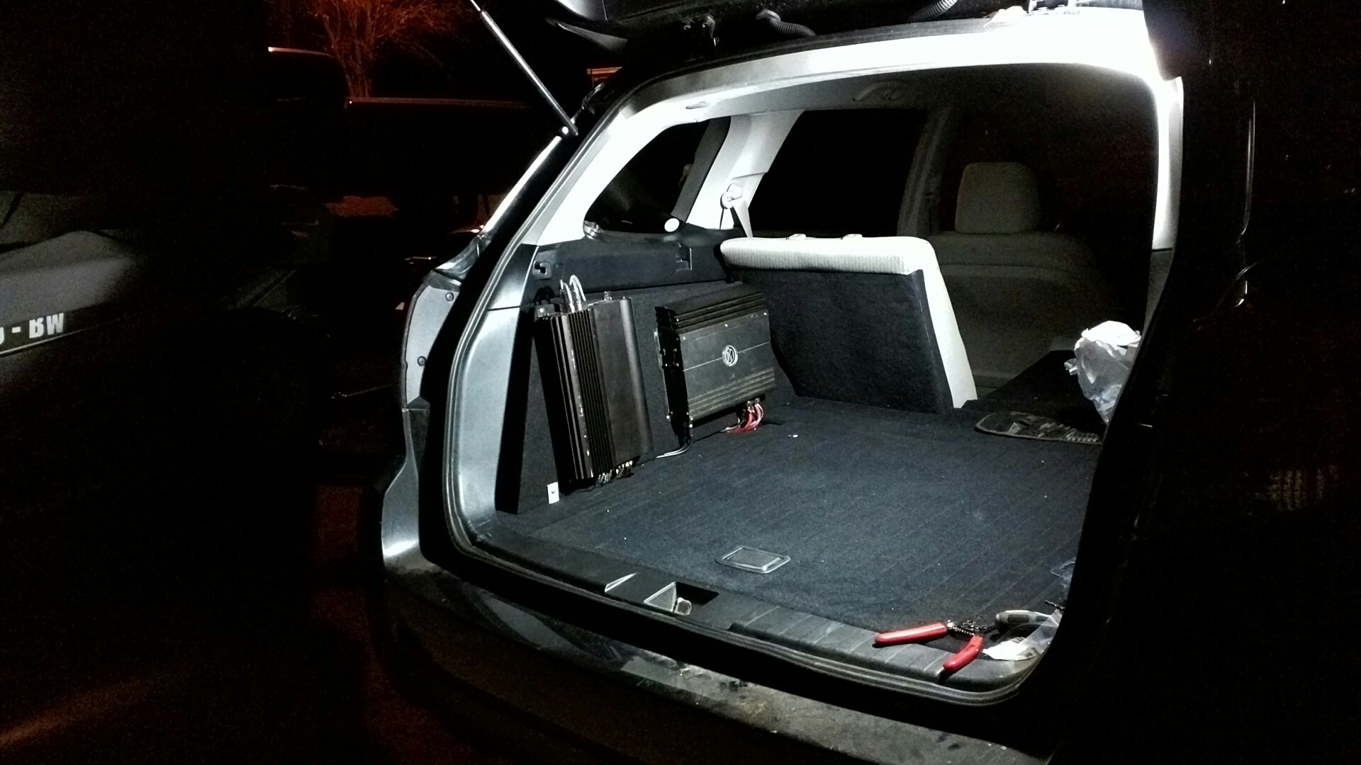 Subaru Of Dayton >> 2011 Subaru Outback audio upgrade. - Subaru Outback ...