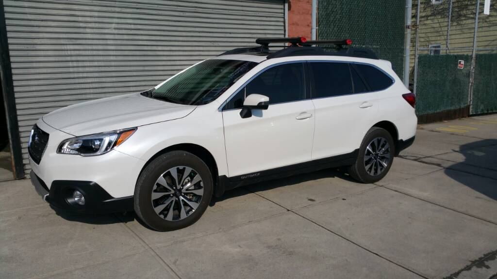 2016 Subaru Outback Yakima Roof Rack 12 300 About Roof