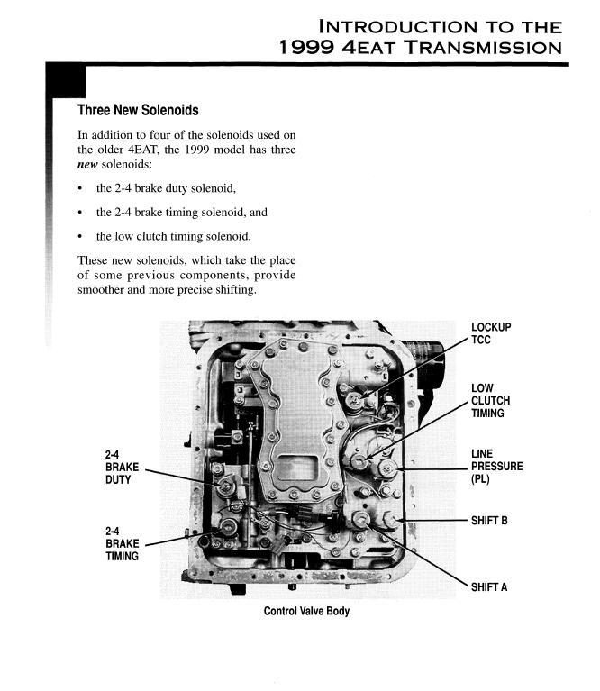 Subaru Outback Transmission Internal Wiring Diagrams wiring