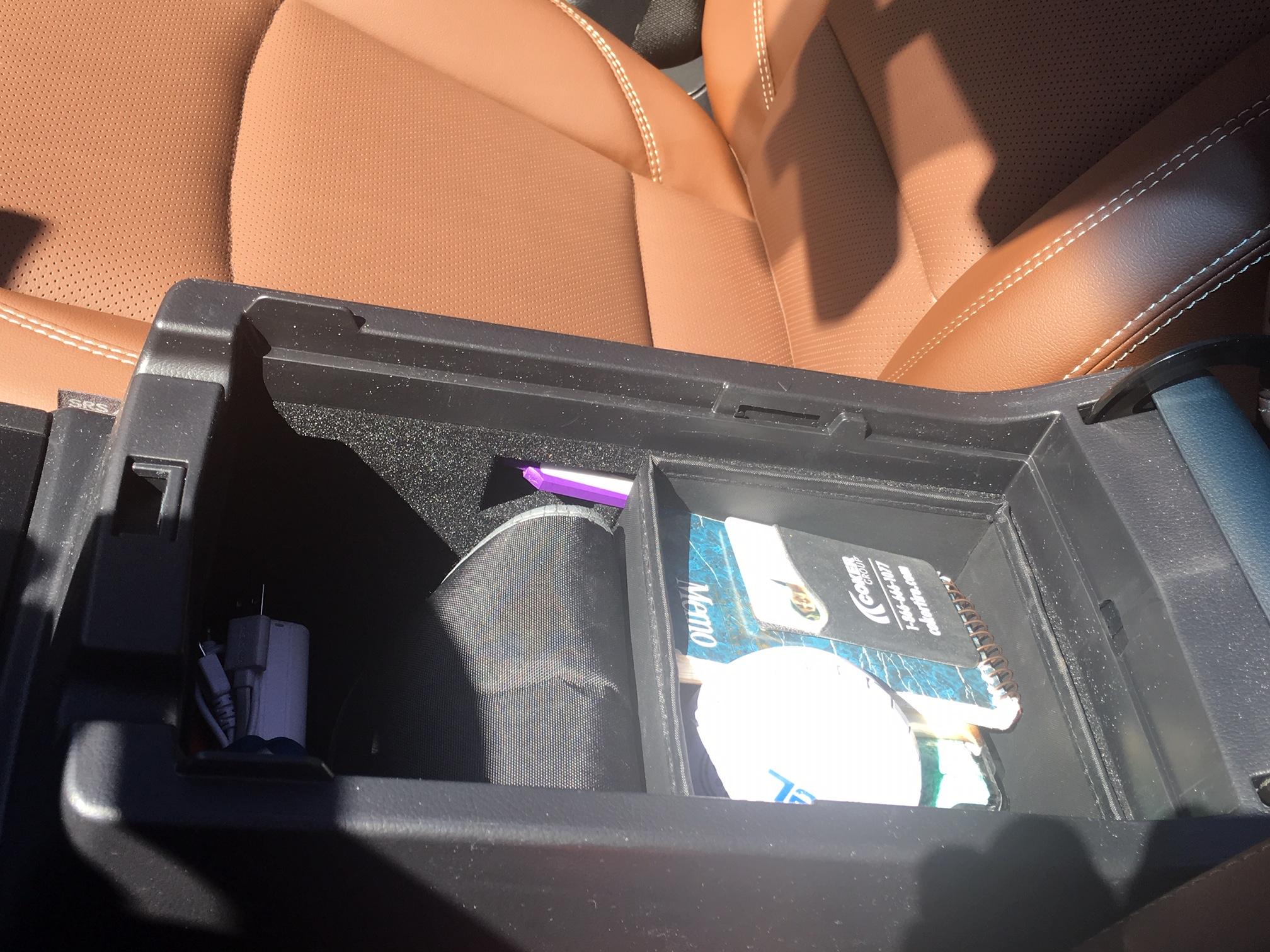 Center Console Organizer From Ikea Subaru Outback