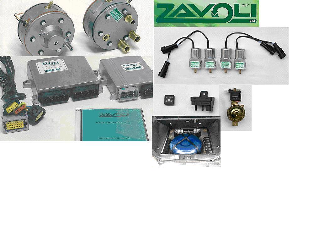 Converting a Subaru to run on compressed natural gas-zavoli-system.jpg