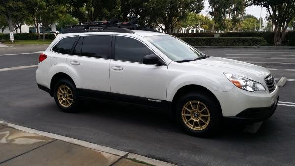 Showcase cover image for cecole1's 2011 Subaru Outback 2.5i