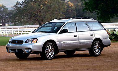 Showcase cover image for curmudgeon's 2004 Subaru Outback S/W