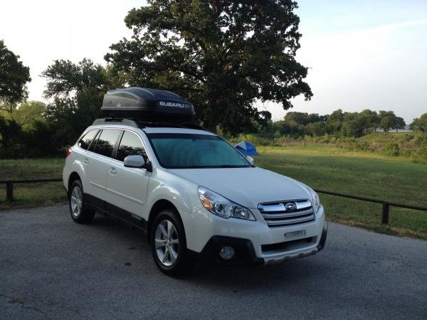 Showcase cover image for eddie2014's 2014 Subaru Outback 2.5i Limited