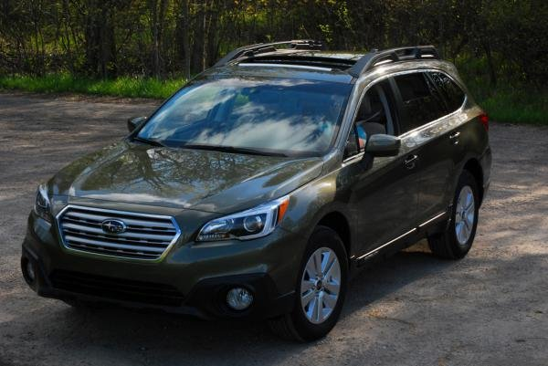 Showcase cover image for rbwspea's 2015 Subaru Outback