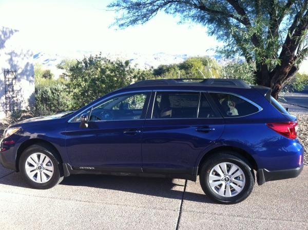 Showcase cover image for ScottInTucson's 2015 Subaru Outback