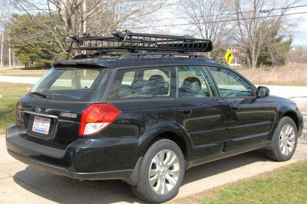 Showcase cover image for smorris's 2008 Subaru Outback XT Limited (OBXT) 5MT (Sold 6-14-16)