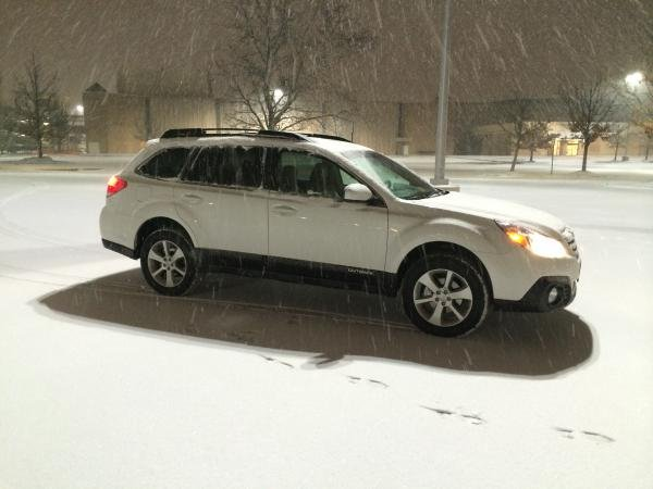 Showcase cover image for Steve5384's 2014 Subaru Outback