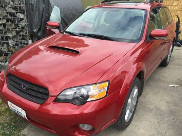 Showcase cover image for Stork35's 2005 Subaru Outback