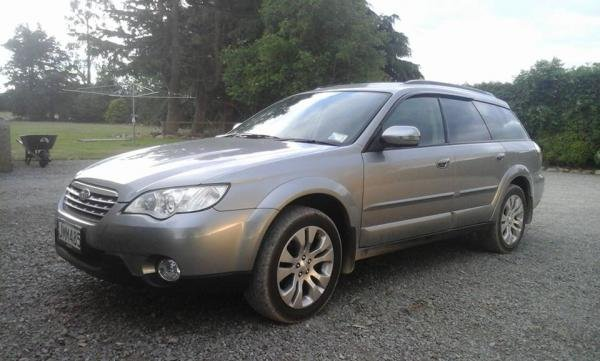 Showcase cover image for subnz's 2006 Subaru Outback 3.0R S.I. Drive