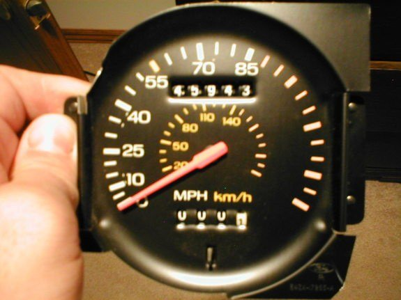 Re-calibrate speedometer to use full sweep? | Subaru Outback