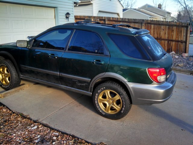 lift + large tires question | Subaru Outback Forums