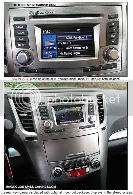 Subaru Navigation System Hack