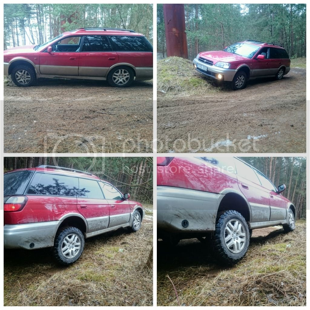 Testing OBW AWD with VDC off-road capabilities   Page 2