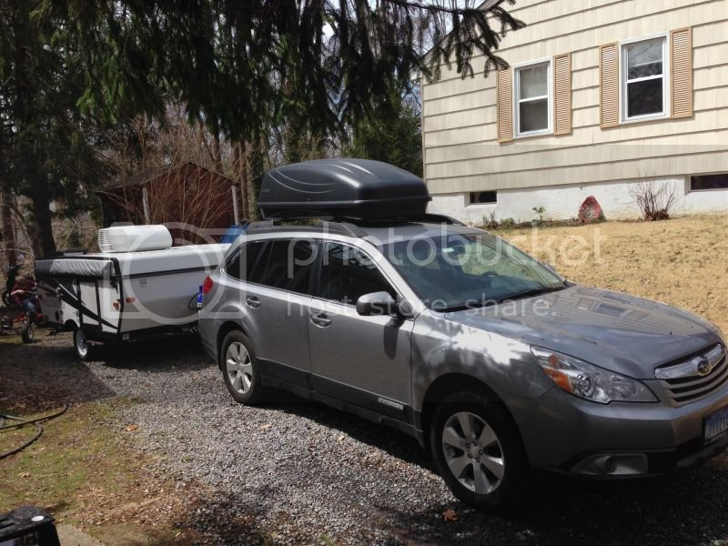 Rooftop cargo box | Page 9 | Subaru Outback Forums