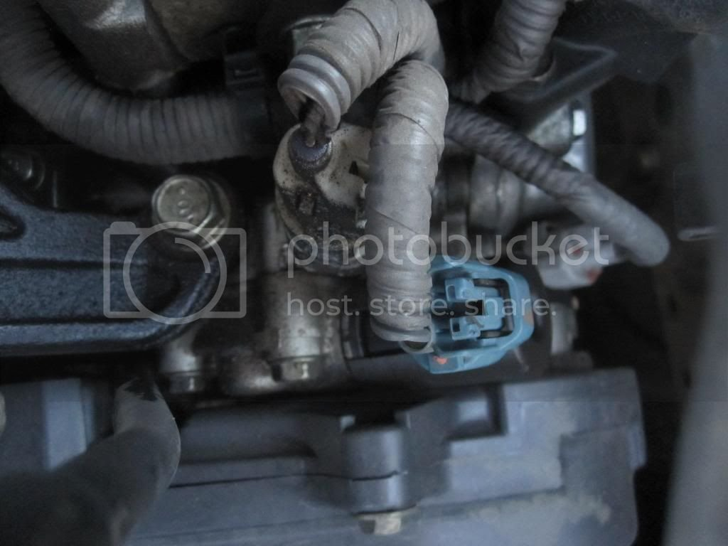 Oil leak from camshaft sensor? | Subaru Outback Forums