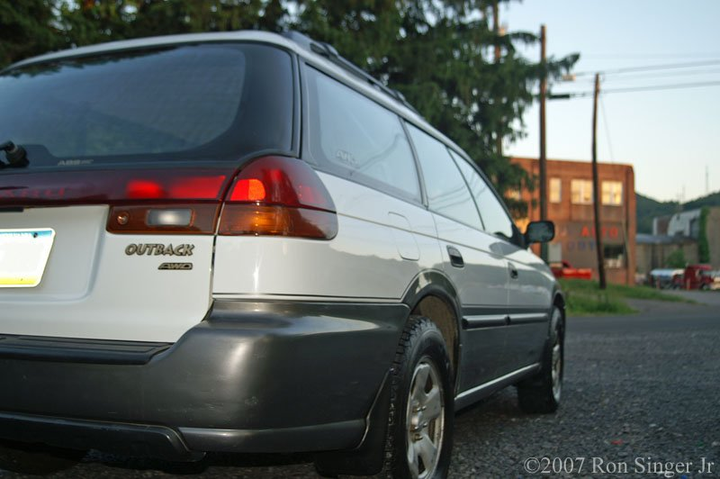 All cleaned up  | Subaru Outback Forums