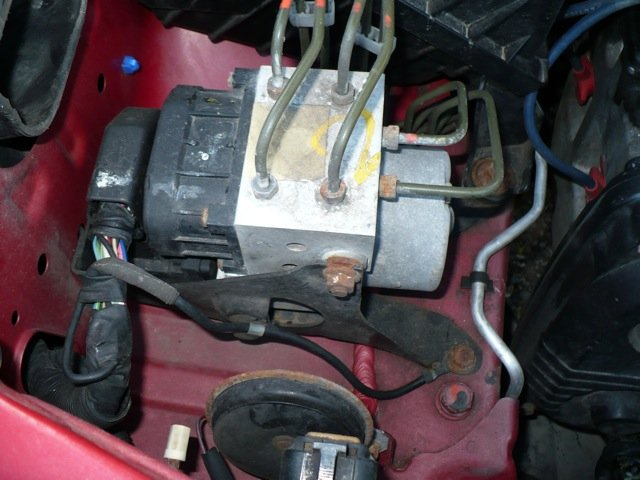 How to replace abs control module? | Subaru Outback Forums