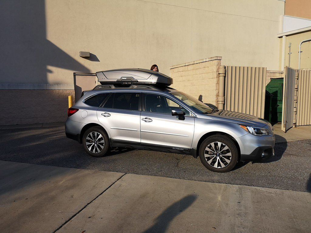 Rooftop cargo box | Page 16 | Subaru Outback Forums