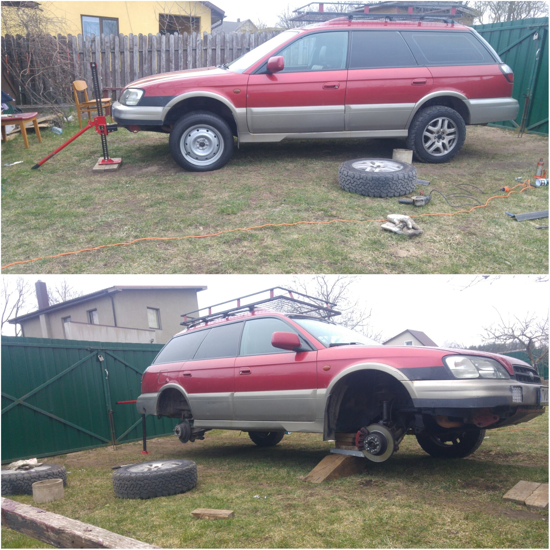 Subaru Outback Forums
