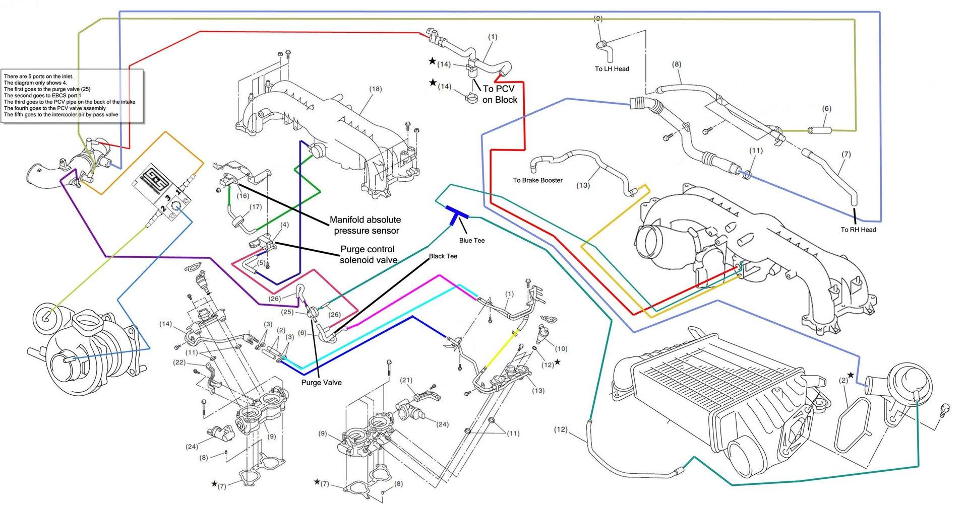 Vacuum Diagram  For 05 Xt