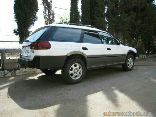 1998 outback off road bumper | Subaru Outback Forums