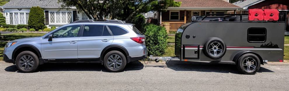 Towing 2017 Outback 2 5 | Subaru Outback Forums