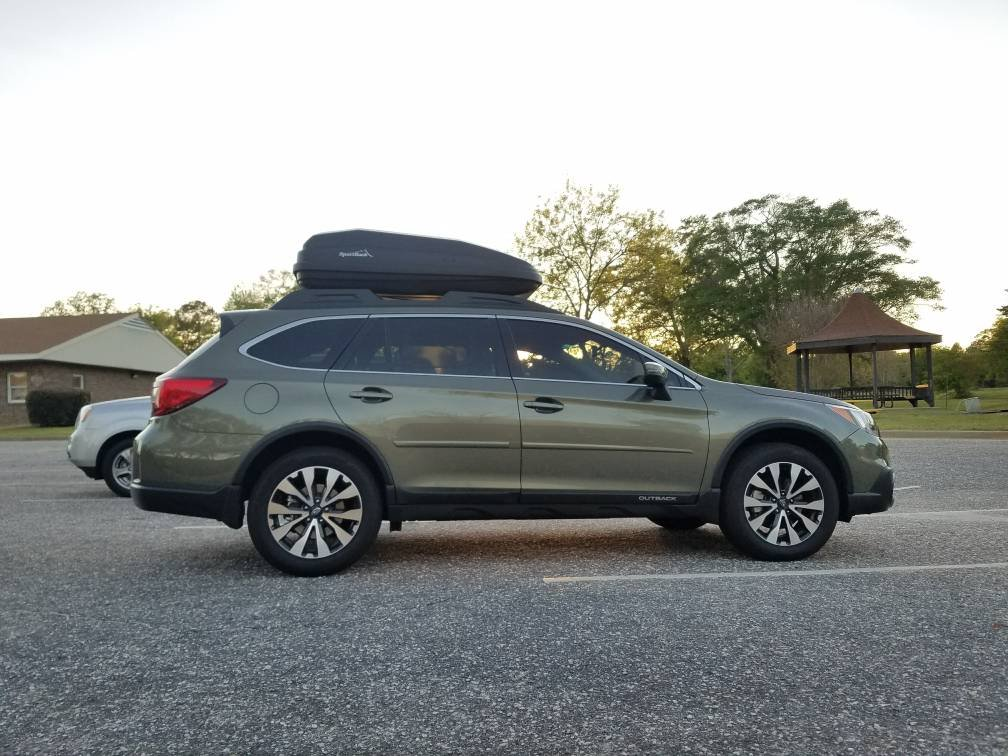 Cargo Box and/or Roof Rack Recs for 2018 Outback | Subaru