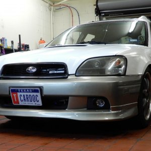 Raptor Supercharged Outback VDC | Subaru Outback Forums
