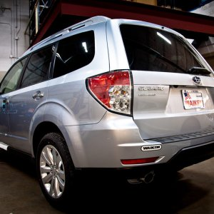 2012 Subaru 2.5X Forester Touring