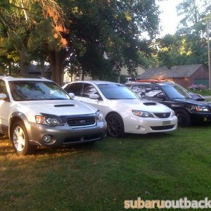 We three subies