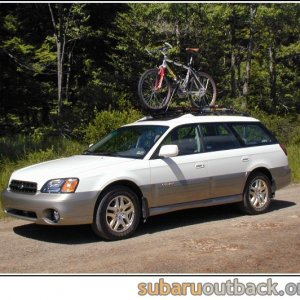 2000 Outback Limited