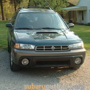 1998 Legacy Outback