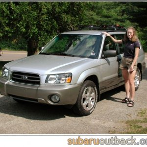 Another Nice Forester Pic