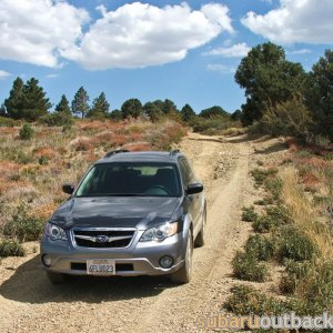 Pinyon Ridge Truck Trail  01