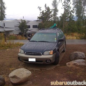 Car in Camp 3
