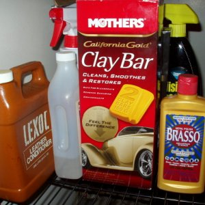 clay bar mothers