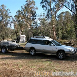 Suby and Pod Trailer