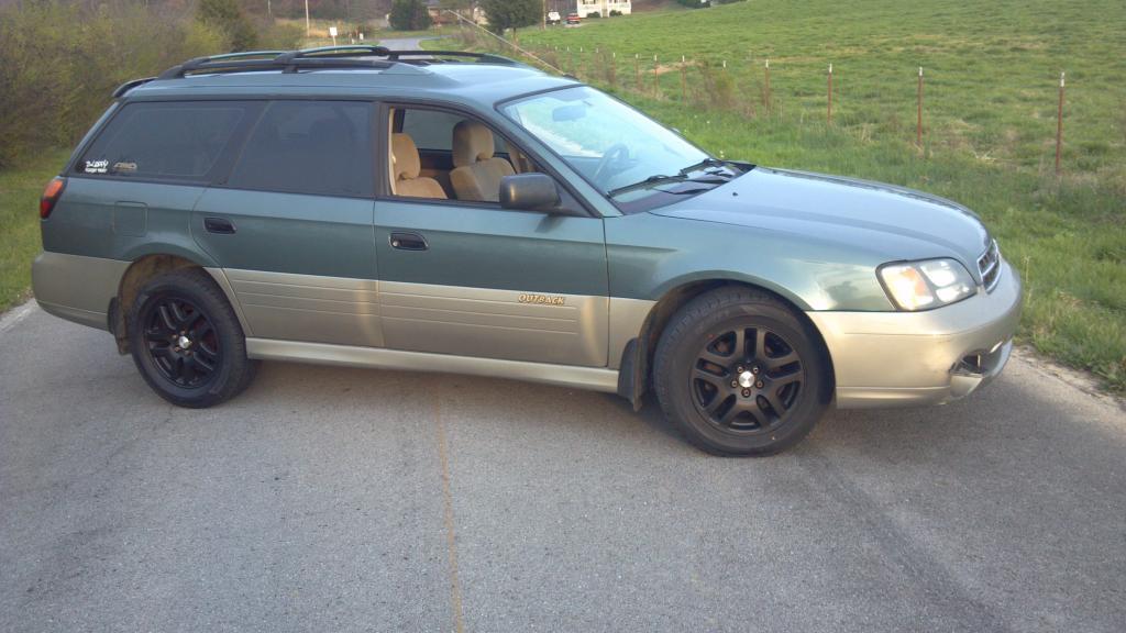 2001 Subaru Outback Custom >> Painted Rims Subaru Outback Subaru Outback Forums