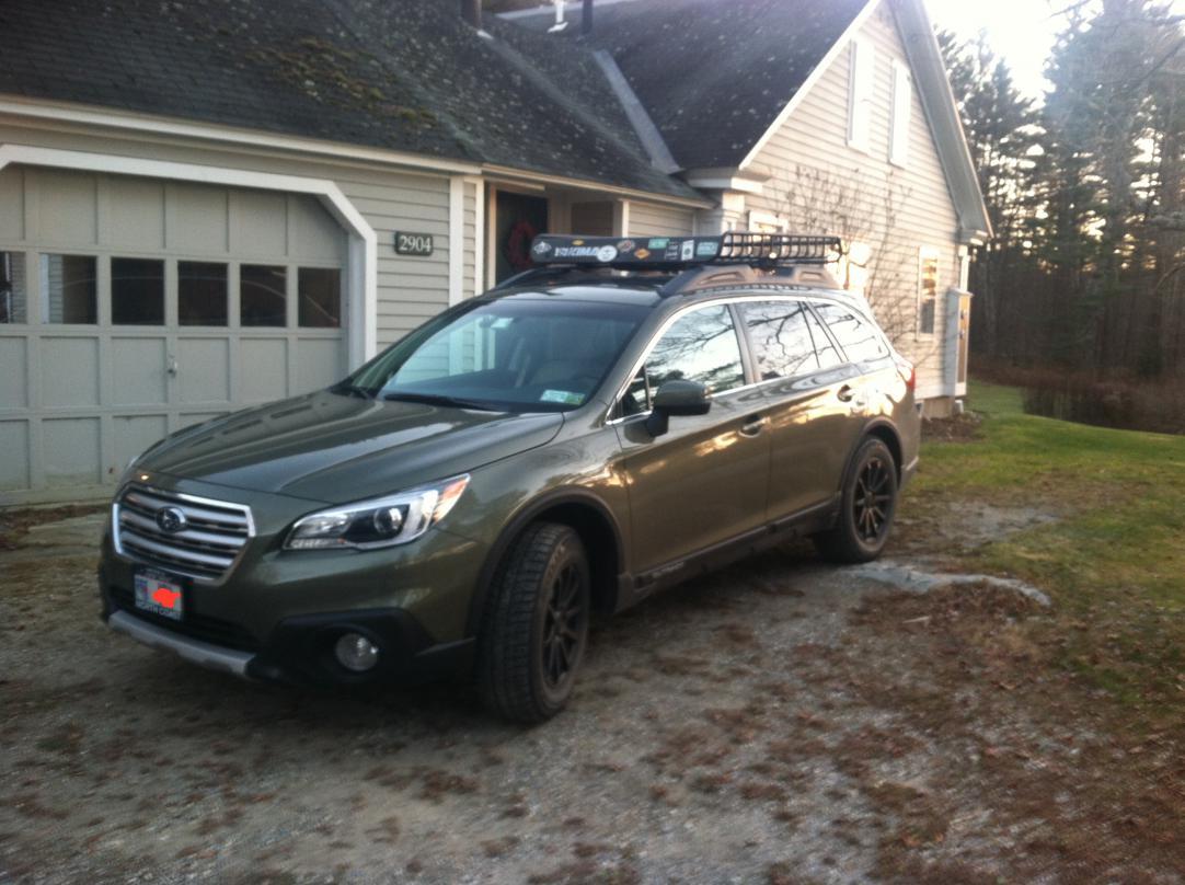 Subaru Outback Vs Impreza >> yakima Mega Warrior vs Skybox 16 - Subaru Outback - Subaru Outback Forums